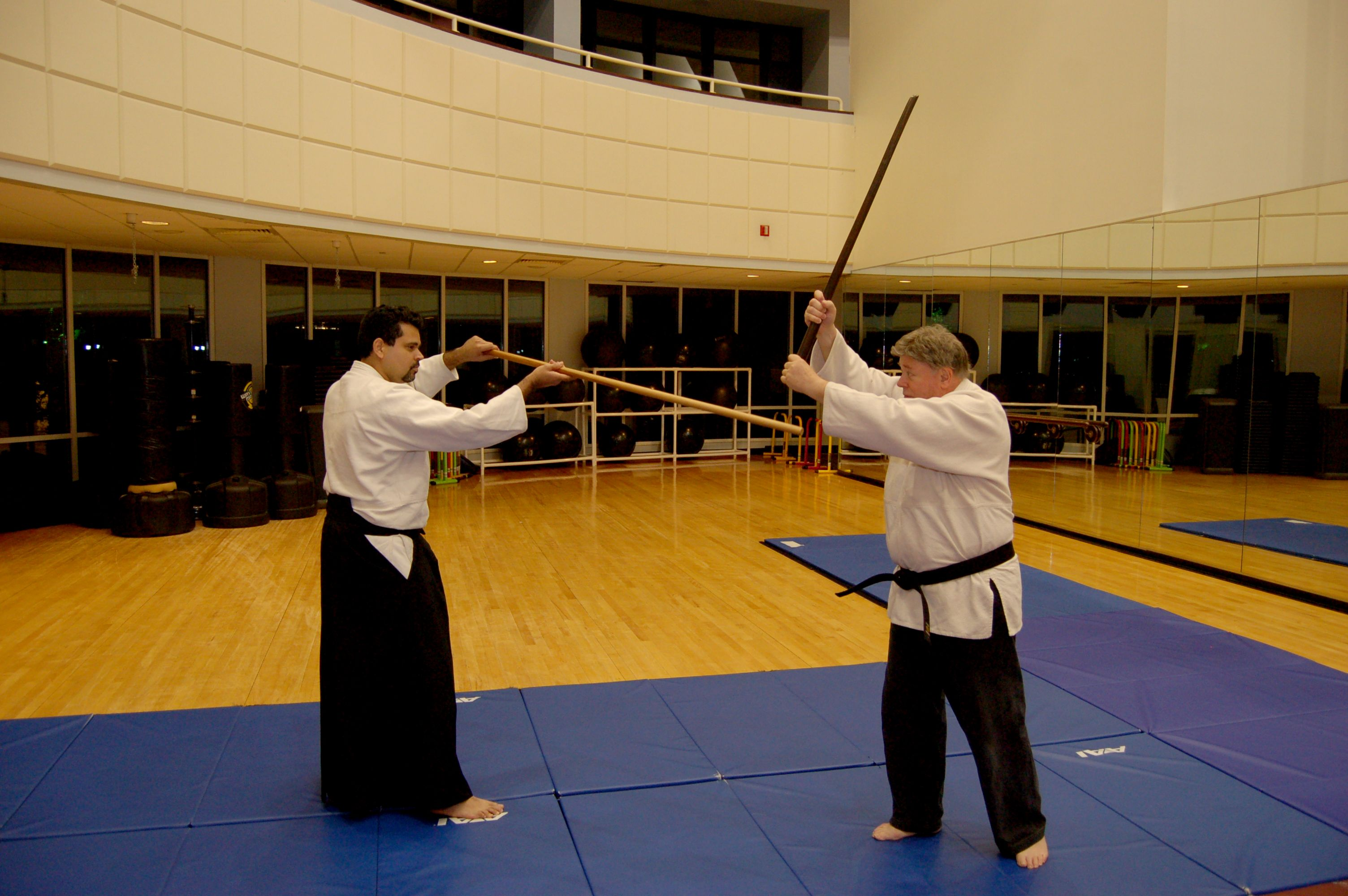 From Benefits of Aikido